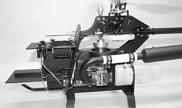 Как сделать радиоуправляемый вертолёт своими руками