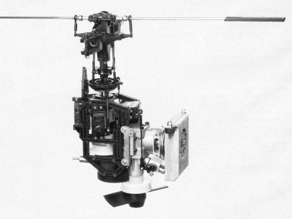 Радиоуправляемые модели вертолётов своими руками